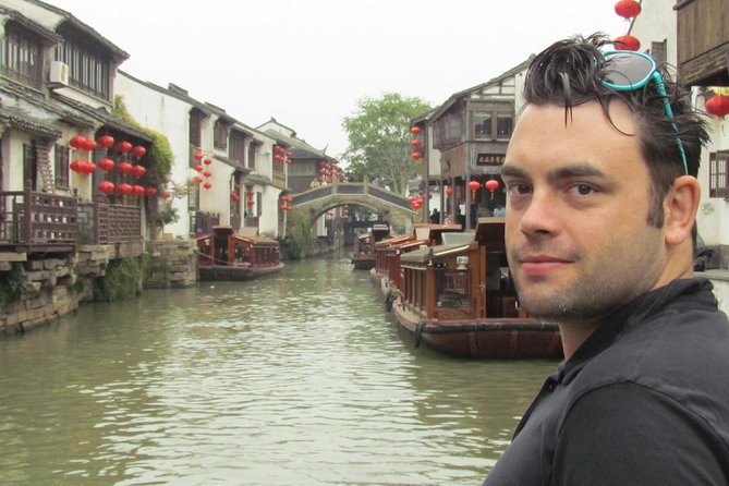 Full Day Suzhou Bike Tour From Shanghai Included Mini Van & High Quality Bicycle