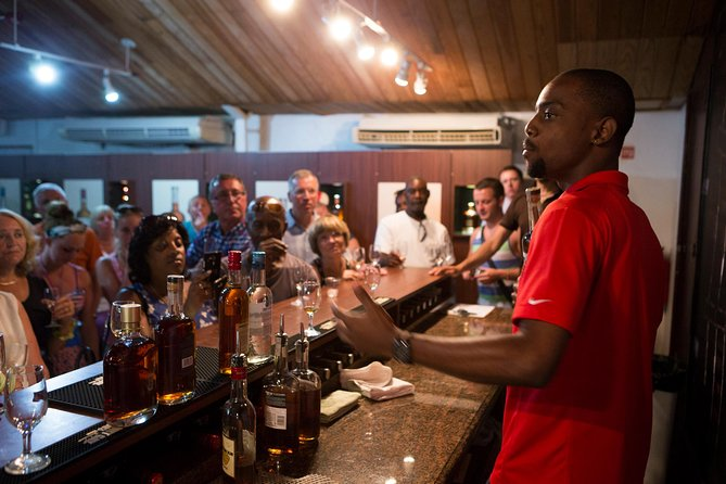 Harrison's Cave and Mount Gay Rum Tour with Tasting