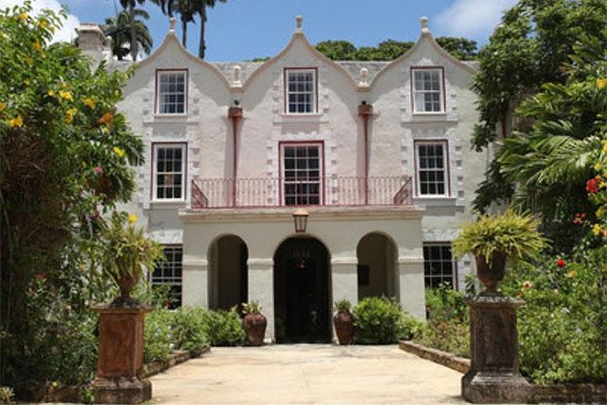 Shore Excursion: Hunte's Gardens and St Nicholas Abbey Plantation and Rum tour