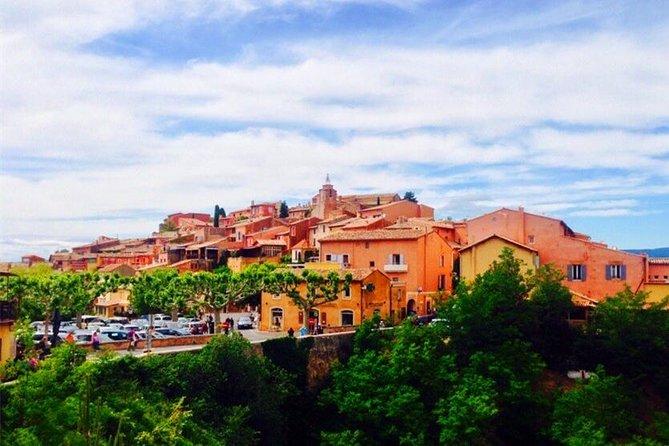 Full-Day Luberon Villages Tour from Avignon