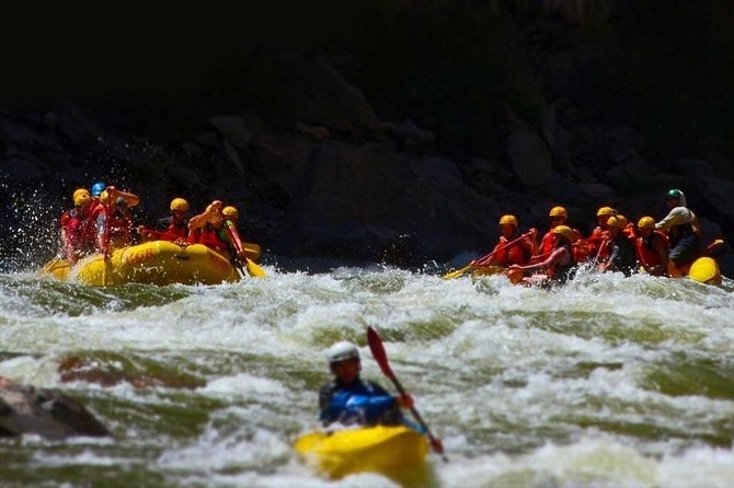 Royal Gorge Rafting and Zipline Tour(FREE gear use!) - Raft, Classic Zip & lunch