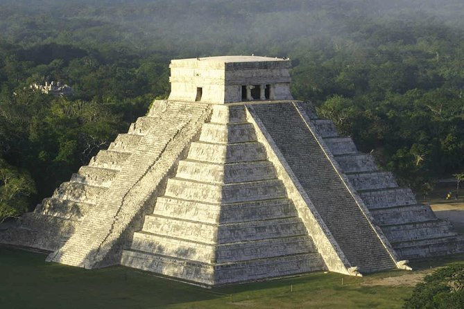 Chichen itzá, Cenote Ik kil and Cobá,Reduced Group All Fees Included photo 1