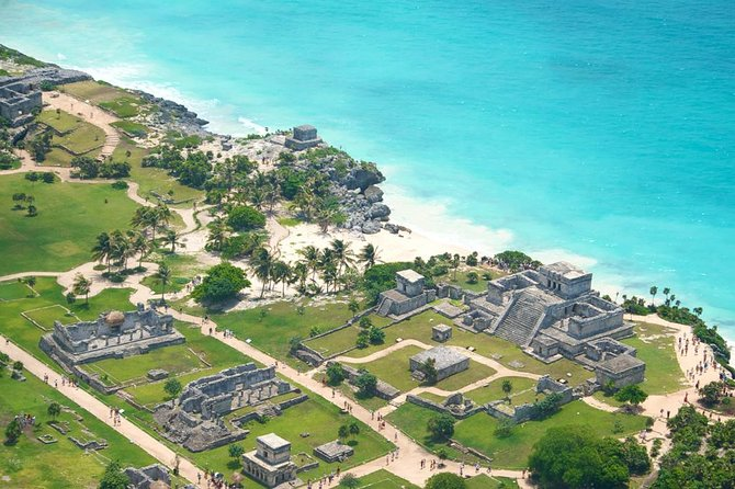 Cobá, Cenote Cho Ha, Tulum and Paraiso Beach, Reduced Group.