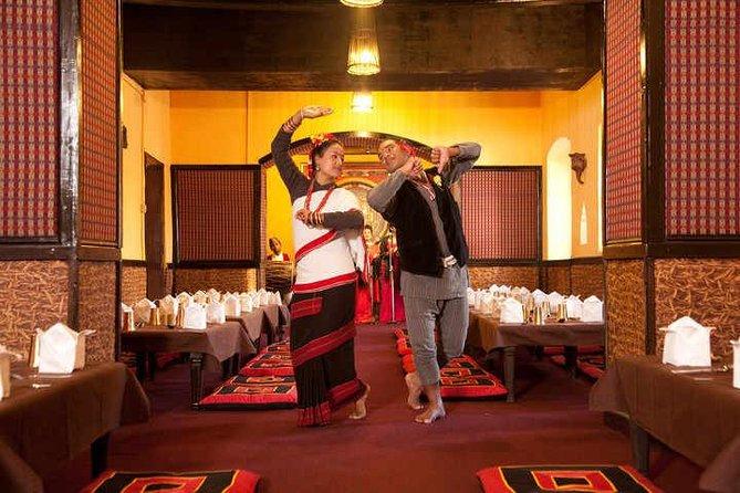 Authentic Cultural Dinner In Kathmandu