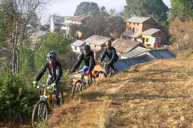 Shivapuri Loop: Full Day Mountain Bike Tours in Kathmandu