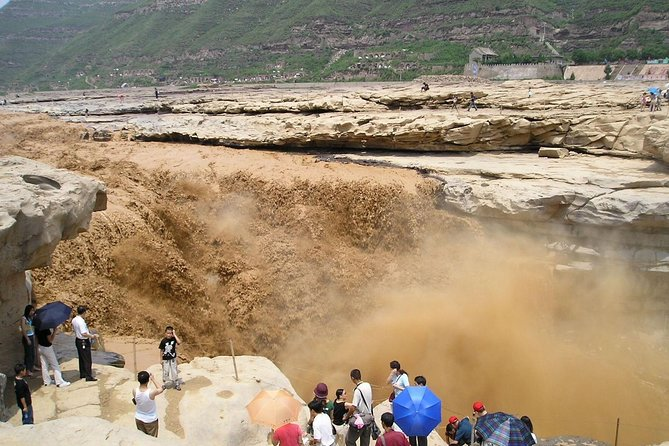 Private Xian Yellow River Tour to Hukou Waterfalls