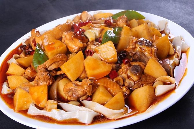Beijing Muslim Food Private Tour with Top 3 Mosques Visit