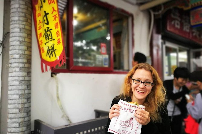 Authentic Old Beijing Hutong Food and Beer Private Tour