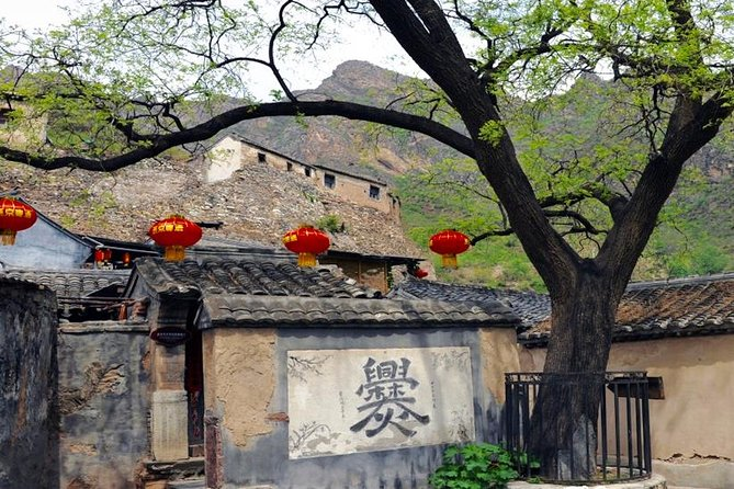 All-Inclusive Private Day Tour: Cuandixia Village-Old World Charm of China