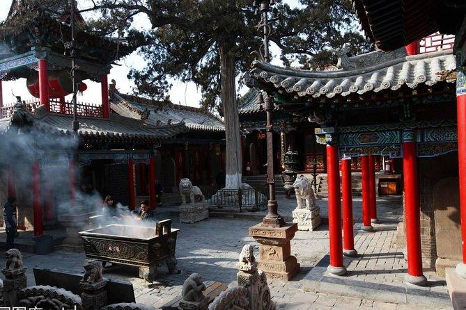 Beijing Private Religious Tour: White Cloud Temple, Lama Temple, Niujie Mosque