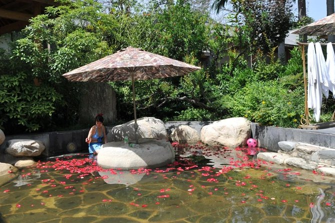 Private Customized Xi'an City Day Tour with Outdoor Hot Spring SPA