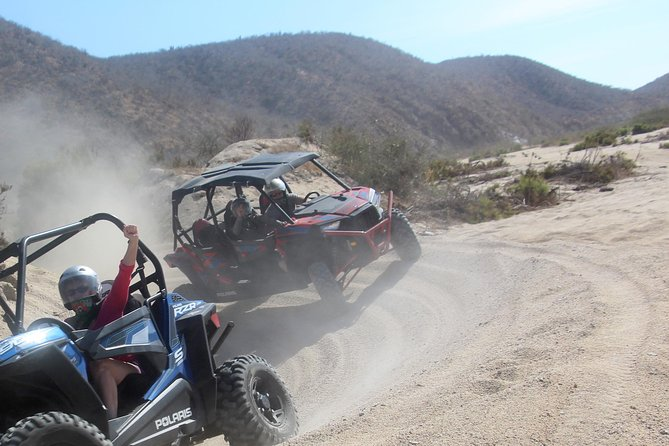 Side by Side Sport Adventure Tour in Los Cabos