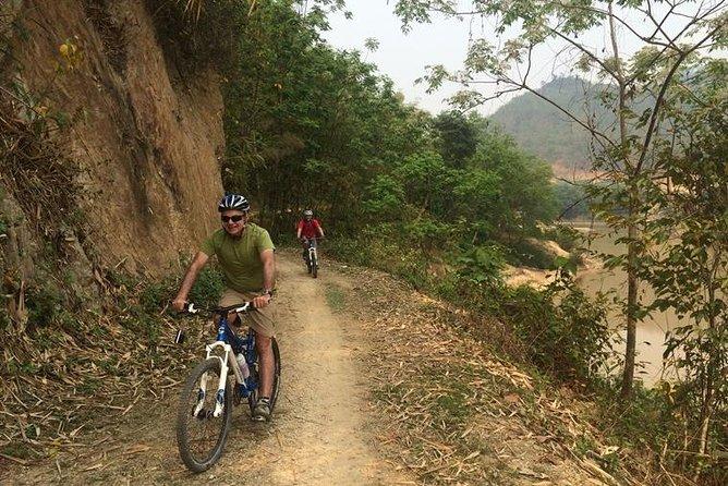 Hoa Binh Mountain Bike Tour from Hanoi