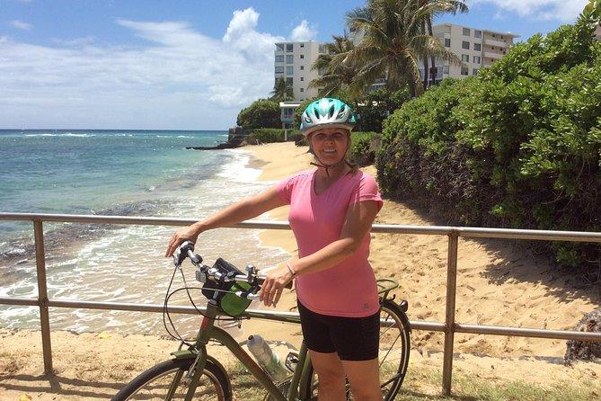 Excursão de bicicleta para amantes da gastronomia havaiana