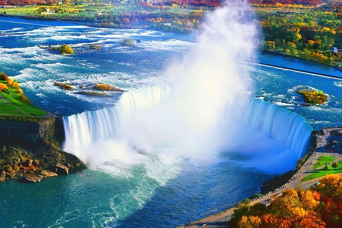 VIP Private Niagara Falls USA Side Tour con Maid OF Mist Boat