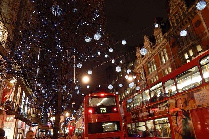 Decorazioni Natalizie Londra 2019.Tour Di Luci E Mercati Di Natale A Londra