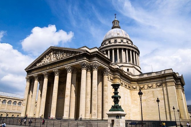 Discover the Pantheon in the heart of the Latin Quarter !
