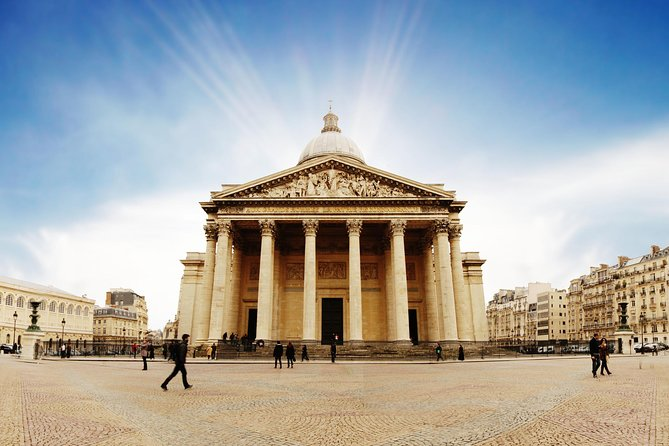 Paris Panthéon Skip the Line Entrance Ticket