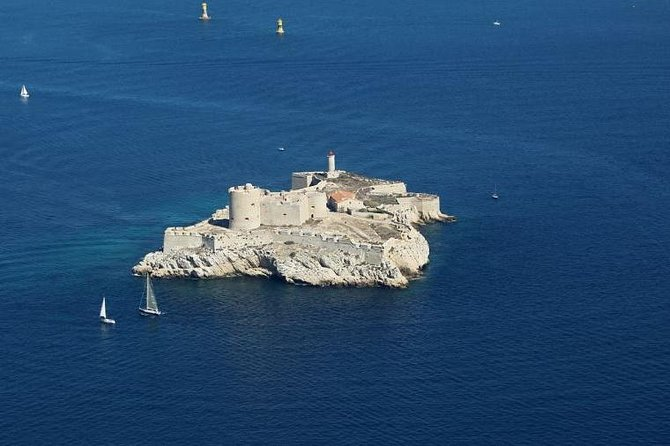 Ingresso evitando as filas: Chateau d'If em Marseille