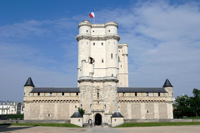 Chateau of Vincennes Skip the Line Entrance Ticket