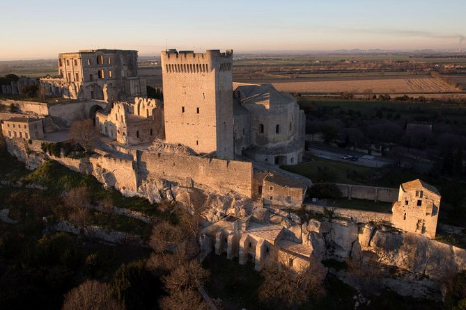 Evite as filas: Ingresso para a Abadia Romana de Montmajour