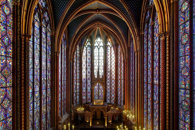 Skip the Line: Sainte Chapelle in Palais de la Cité