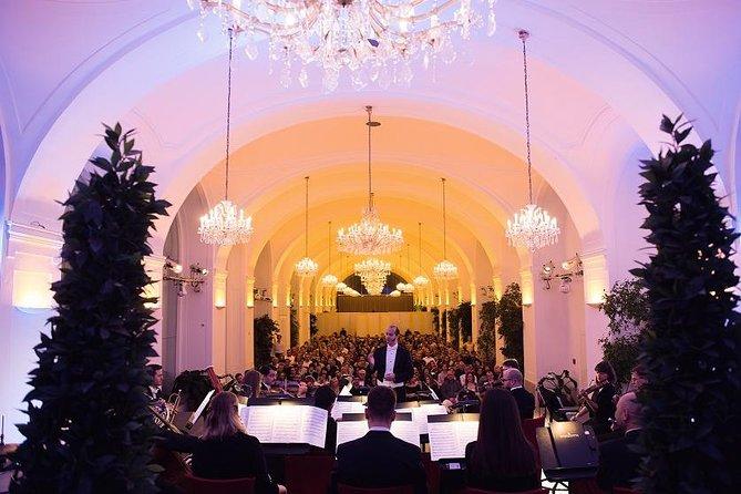 Schönbrunn Palace Audio Tour with Dinner and Concert in Vienna