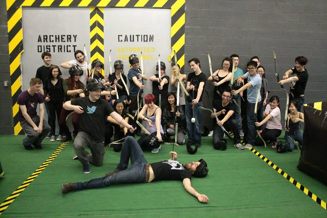 Ultimate Archery Tag Experience in Toronto photo 2