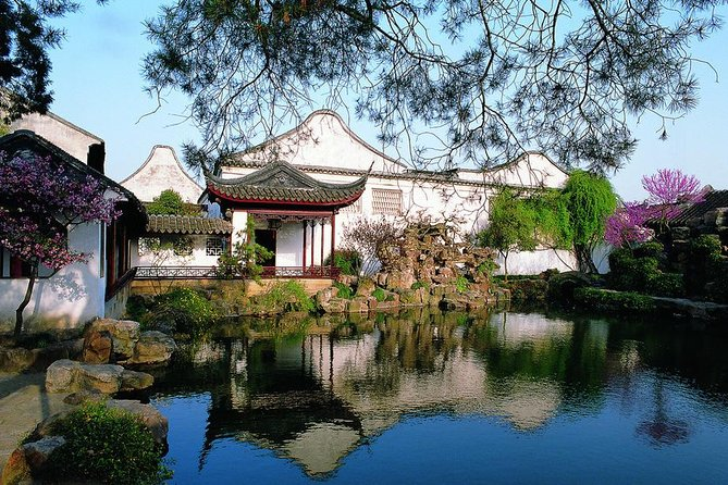 Group Day Tour in Suzhou and Zhouzhuang from Shanghai