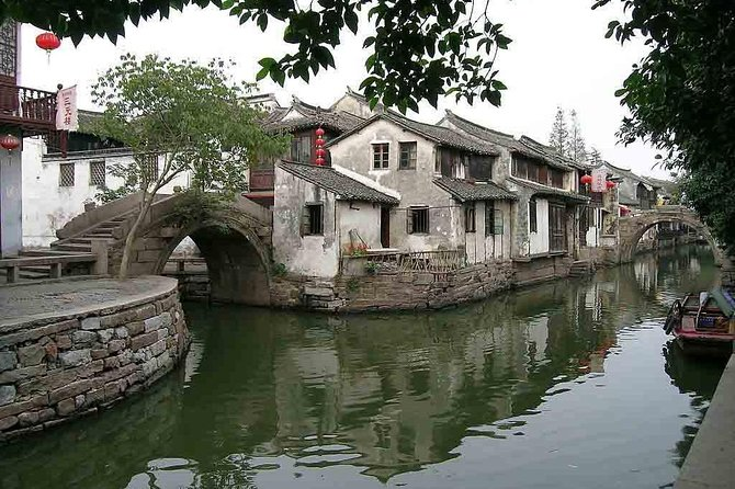 Suzhou and Zhouzhuang One Day Group Tour from Shanghai photo 8