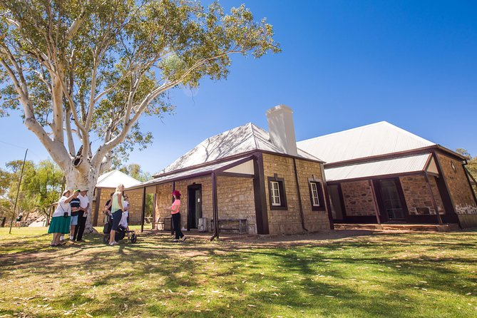 Alice Springs Telegraph Station Entry and Tour Ticket