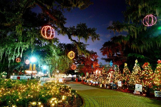 New Orleans City Park Celebration in the Oaks Tour