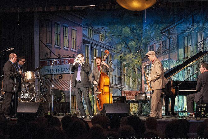 New Orleans VIP Jazz Experience: Social Distancing Series