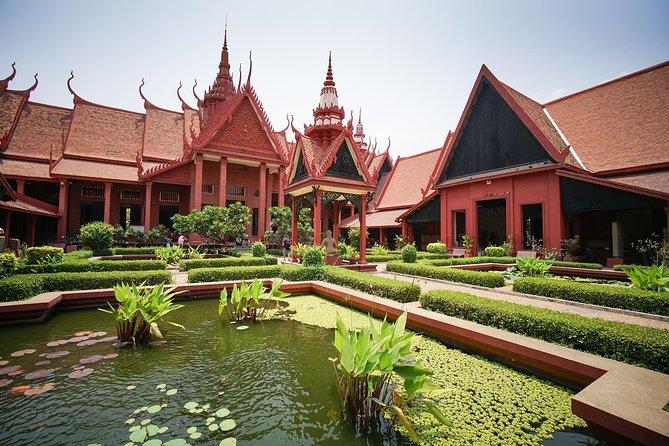 Private Phnom Penh Icons City Tour