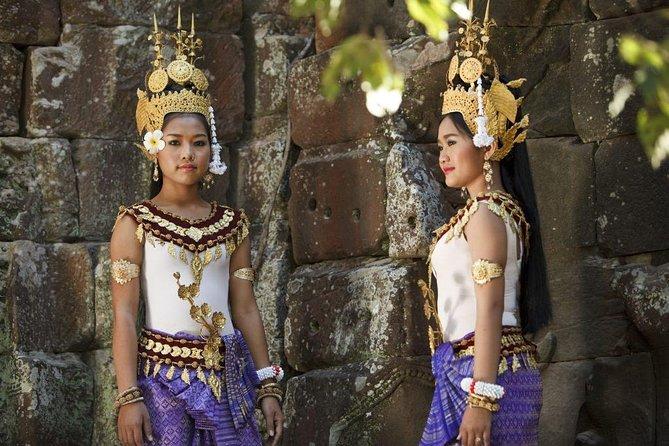 Siem Reap Aspara Dance and Dinner