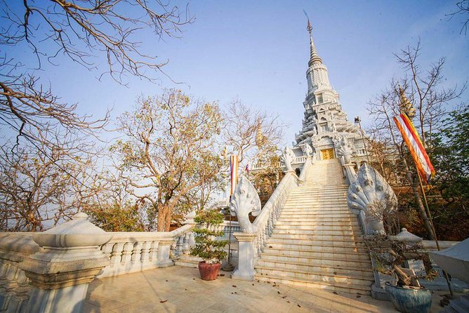 Private Oudong Temple Visit from Phnom Penh