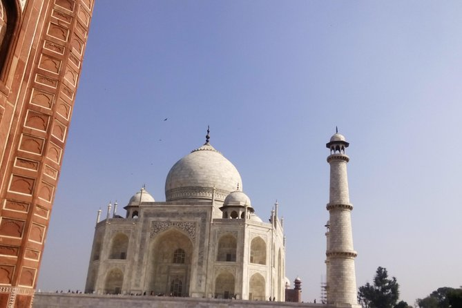 TajMahal Day trip from Delhi