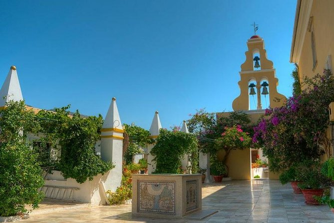 Paleokastritsa and Corfu town tour