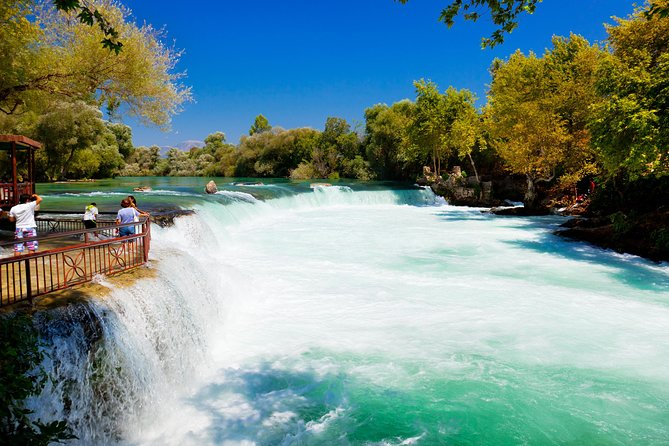 Manavgat Waterfalls halal holidays antalya ummahtrip