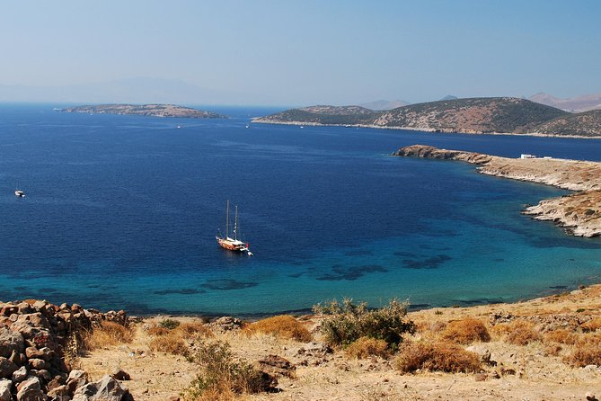 7-Night Turkish Coast Cruise from Bodrum