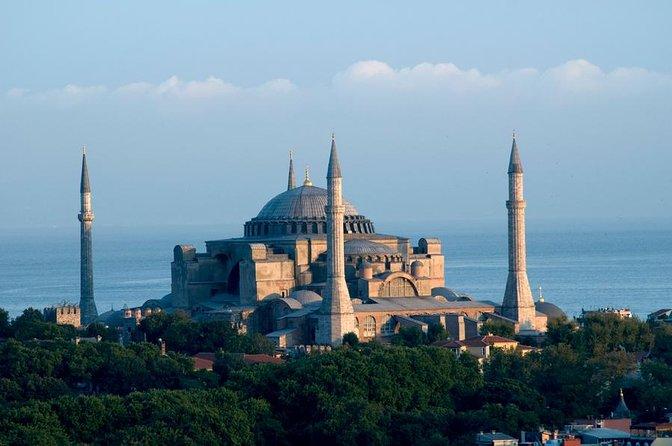 Excursão de 1 dia em Istambul para grupos pequenos, incluindo o Palácio de Topkapi e a Hagia Sophia