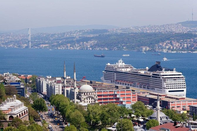 Istanbul Private Departure Port Transfer