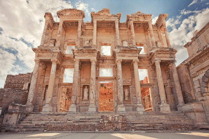 Ephesus and St. Marys House Day Trip from Izmir