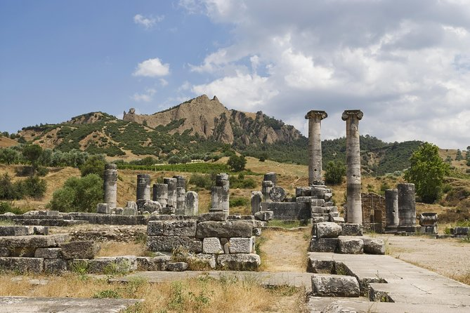 Private Jewish Heritage Tour: Sardis and Izmir Day Trip from Kusadasi