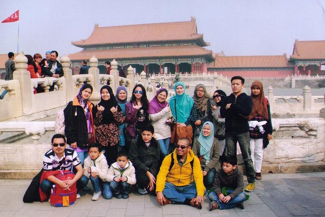 Private Muslim Tour to Haidian Mosque and Classic Beijing City Attractions