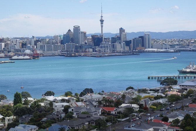 Full-Day: Auckland Scenic Tour- 8 HOURS
