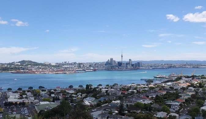 Half-Day: Small Group Auckland Scenic Tour - 4 HOURS
