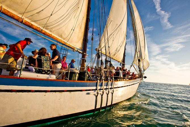 Schooner Key West Day and Sunset Cruises with Full Bar