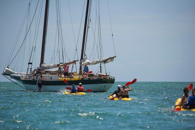 Key West Schooner Backcountry Eco-Tour: Sail, Snorkel & Kayak
