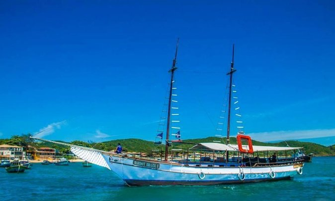 Buzios Sightseeing and Snorkeling Cruise